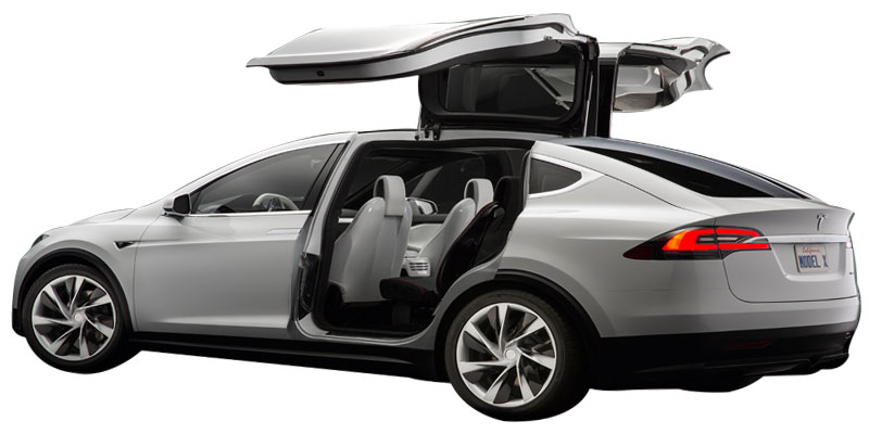 Tesla X(60/85)
